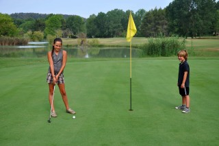 The best things to do in Corfu Philoxenia hotel kids golf club in Ermones