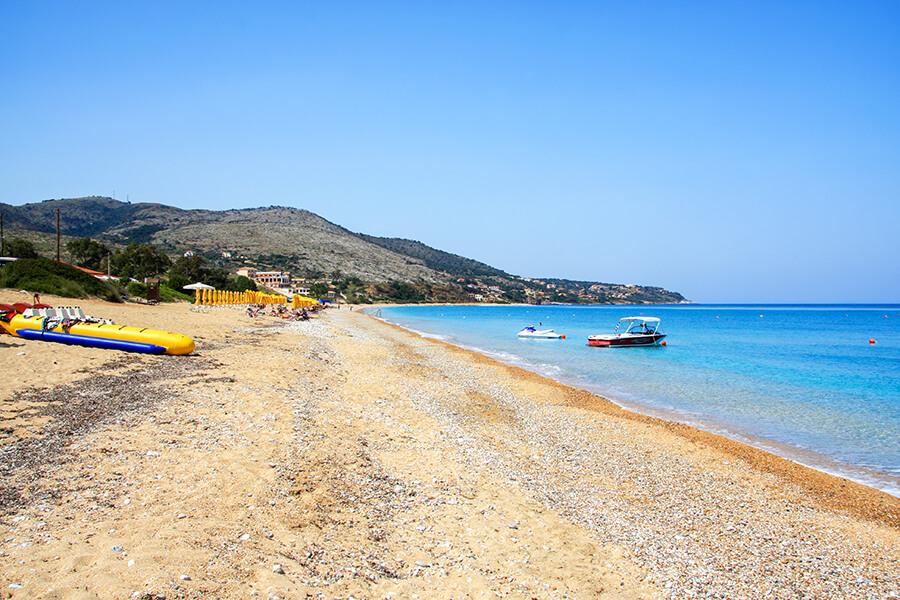 skala beach kefalonia